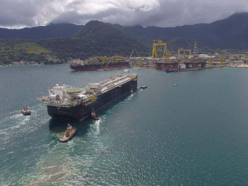 Image 2- Lula Oil Field