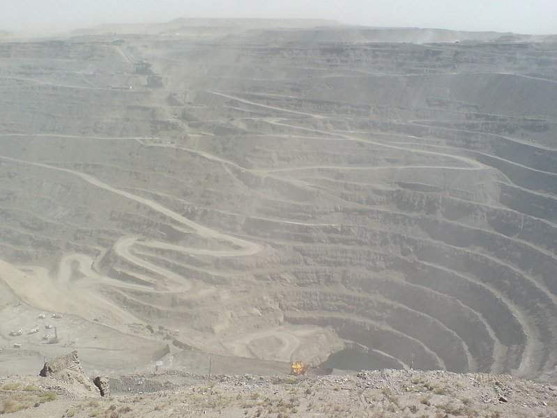 Image 2- Muruntau gold mine
