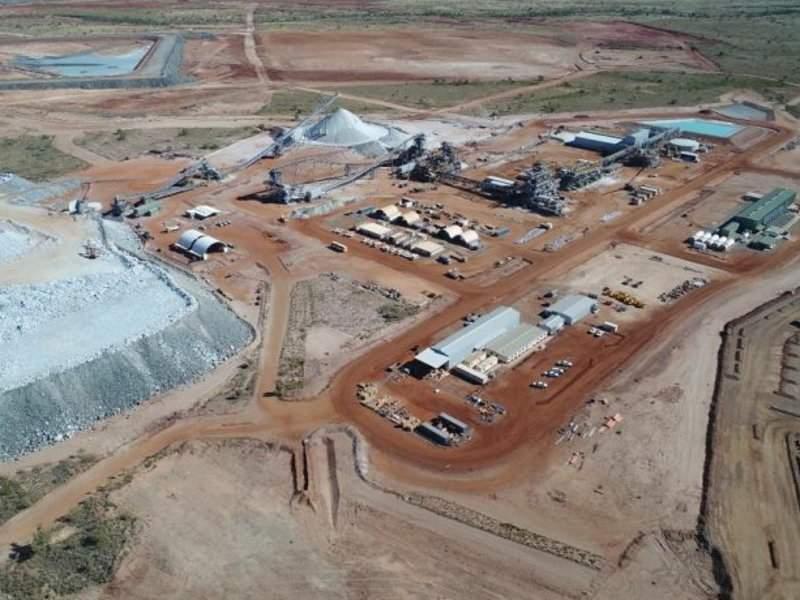 Pilgangoora Lithium-Tantalum Project, Pilbara