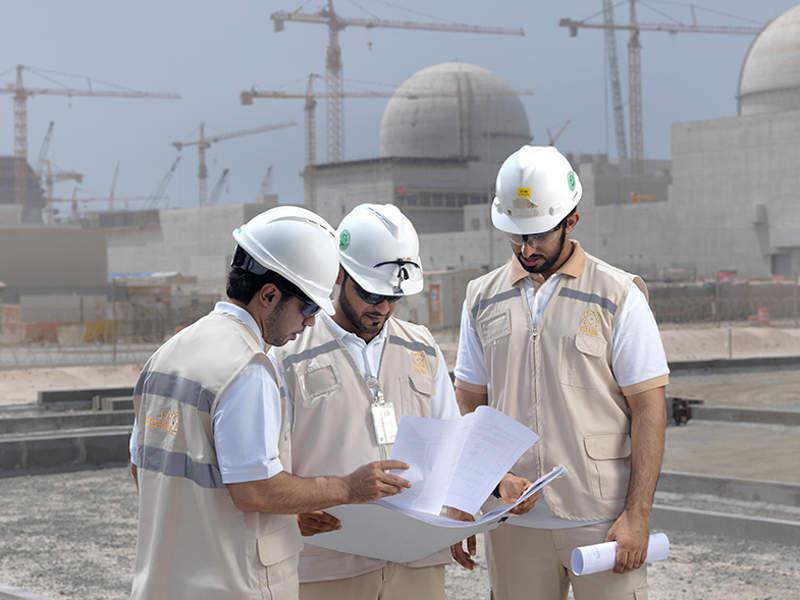 Barakah Nuclear Power Plant, Abu Dhabi