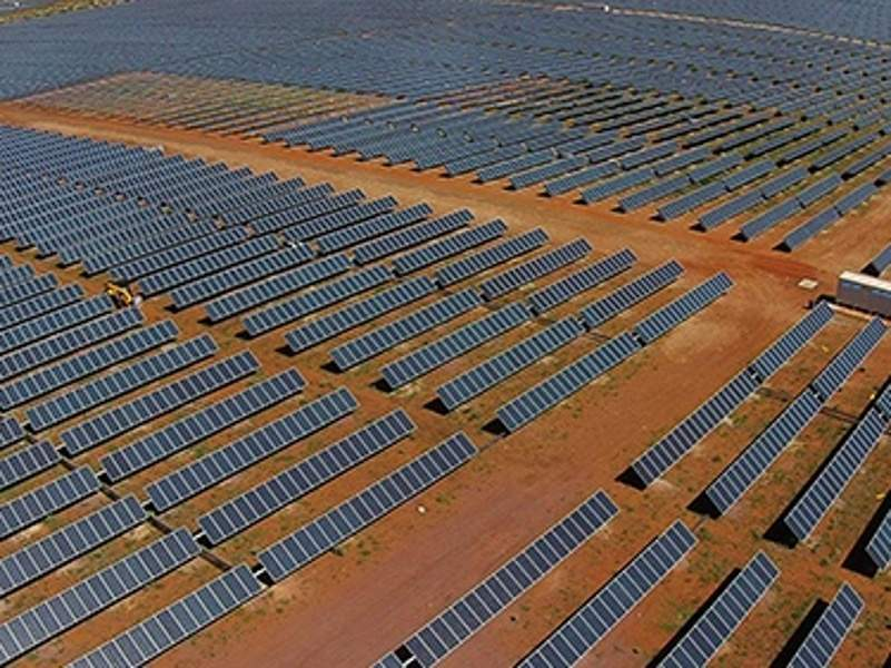 Image 3-Puerto Libertad Solar Plant