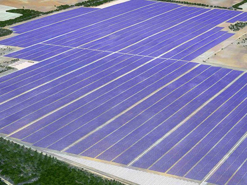 Image 3- Sunraysia Solar Farm