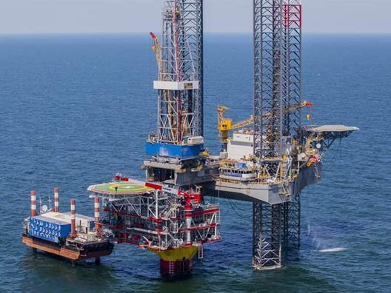 Yury Korchagin oil and gas field