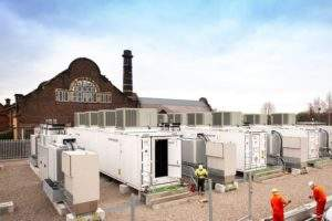 Ørsted launches new battery storage system in UK