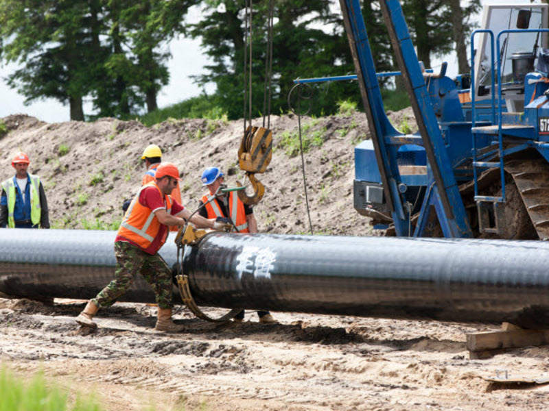 Image 1- Baltic Pipeline Project