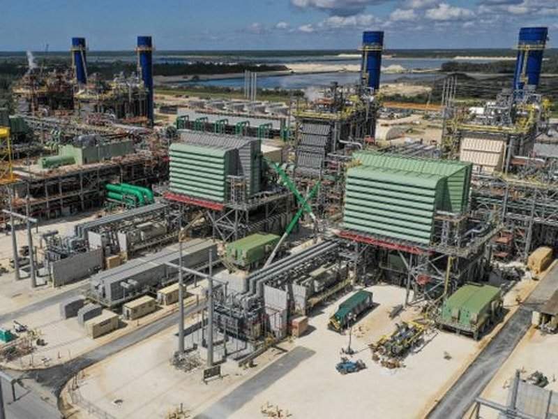 Image 1- Citrus combined cycle power plant
