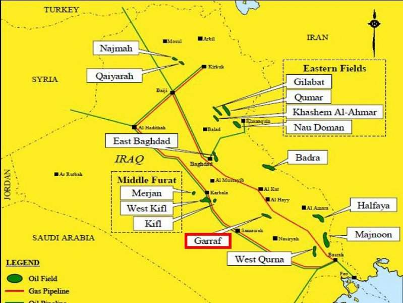 Image 2- Halfaya oil field expansion