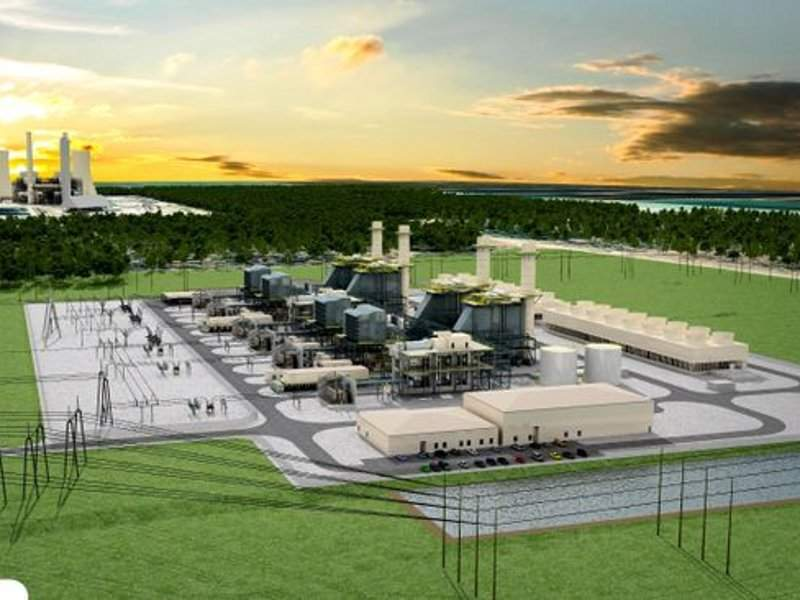 Image 3- Citrus combined cycle power plant