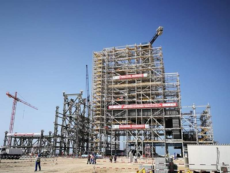 Hassyan Coal Power Plant, Dubai - UAE's First Coal-Fired
