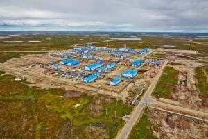 Novatek begins production from Yaro-Yakhinskoye field