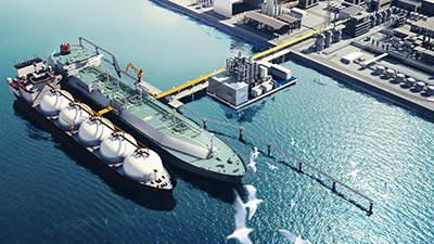 Siemens und ST Engineering erhalten Großauftrag für schwimmendes Kraftwerk in der Dominikanischen Republik / Siemens and ST Engineering secure major order for floating power plant in Dominican Republic