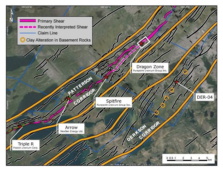 Purepoint Uranium Group commences drilling at Hook Lake