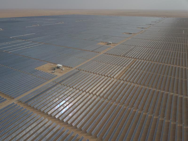Sasaka solar farm