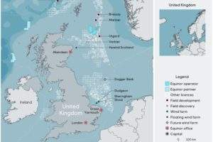 Equinor acquires Chevron's stake UK Rosebank project