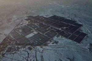 Risen Energy connects 40MW solar project to Kazakhstan grid