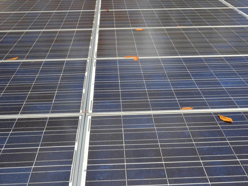 Image 1- Darlington Point Solar Farm