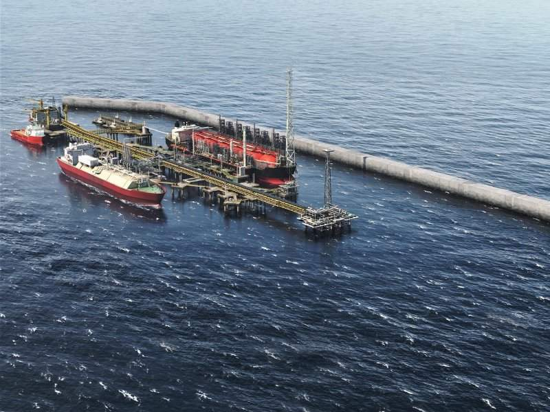 Greater Tortue Ahmeyim LNG Project