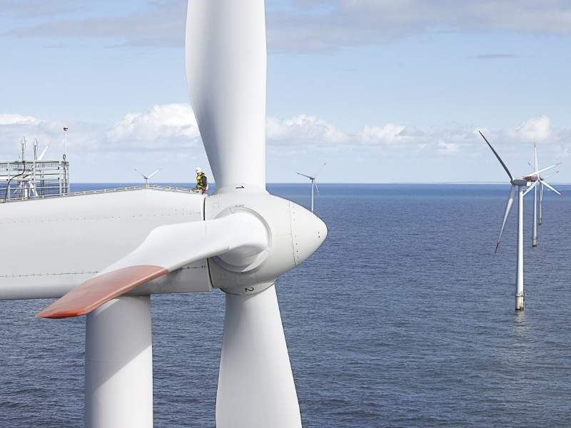 Kriegers Flak Offshore Wind Farm