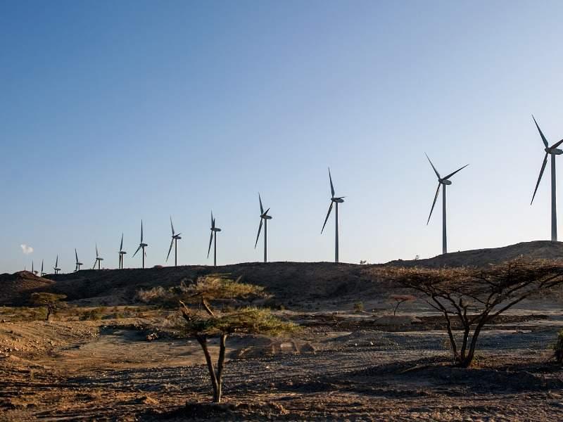 Image 1 - Lake Turkana Wind Farm