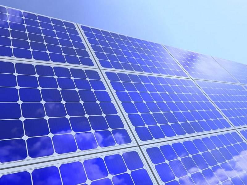 Image 1- Sakaka solar project