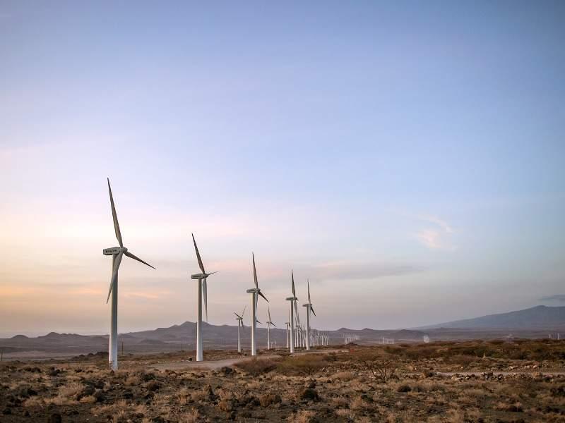 Image 2 - Lake Turkana Wind Farm