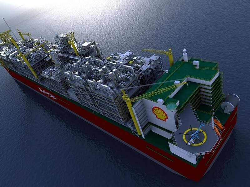 Prelude FLNG Project
