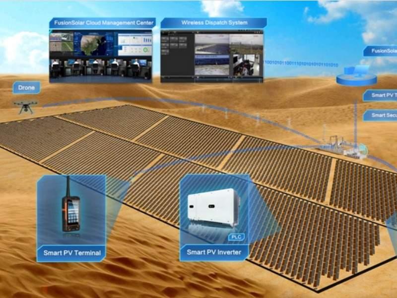 Image 2- Sakaka solar project