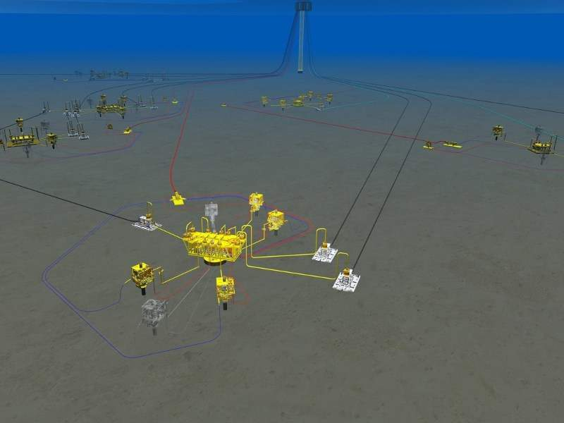 Image 3 - Appomattox oil and gas project