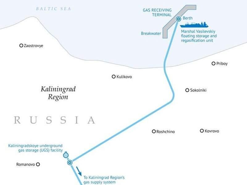Image 3- Kaliningradskoye UGS