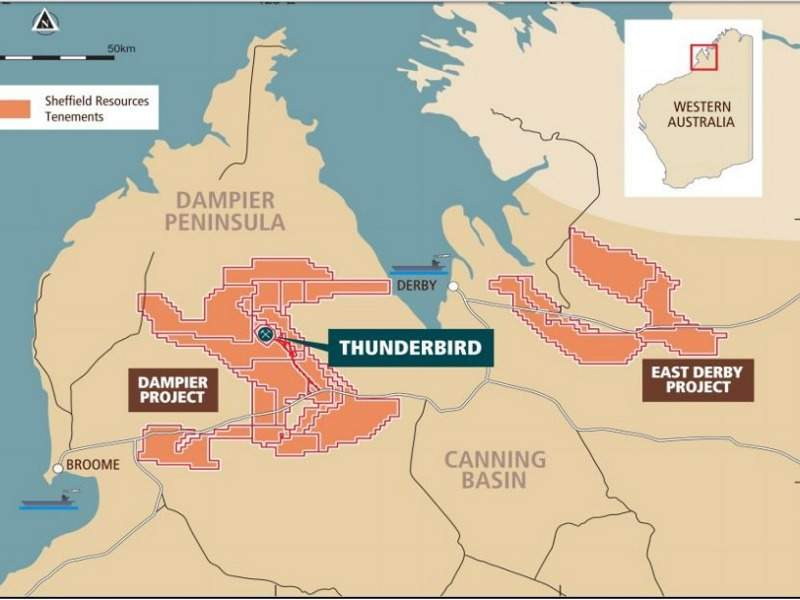Image 3- Thunderbird Mineral Sands Project