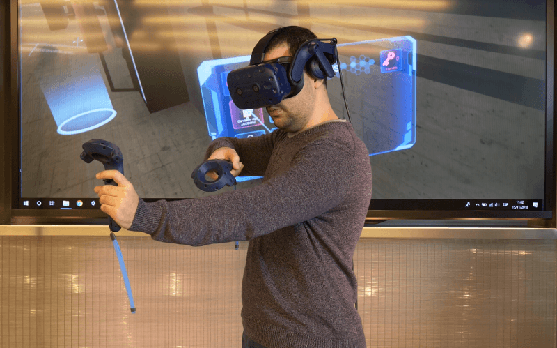 Endesa incorporates virtual reality for security training to generation business staff together with minsait