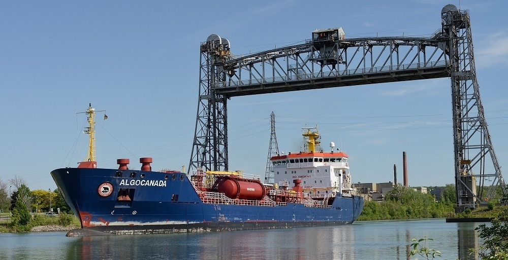 Algoma Central announces purchase of additional product tanker