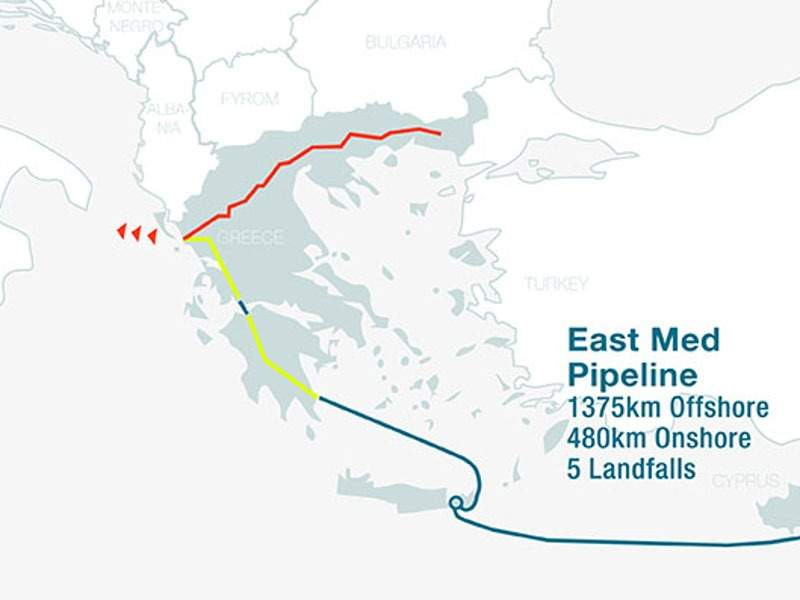 Eastern Mediterranean Pipeline Project
