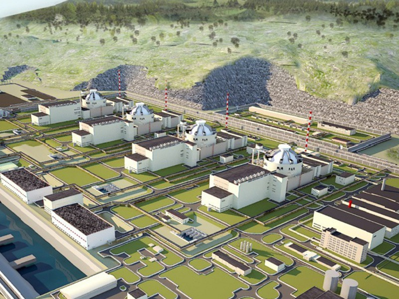 3l - Image---Akkuyu Nuclear Power Project