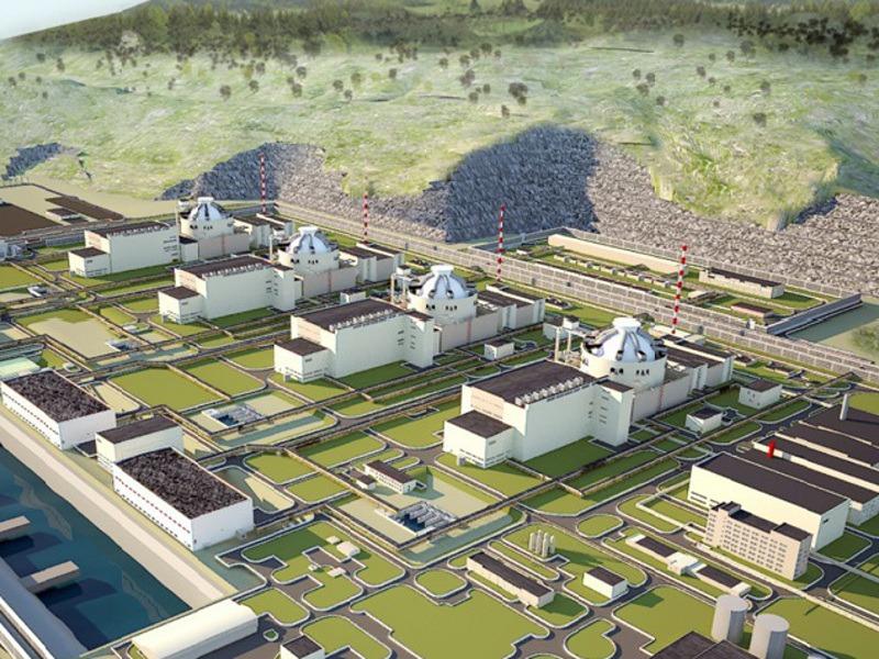3l - Image---Akkuyu Nuclear Power Project