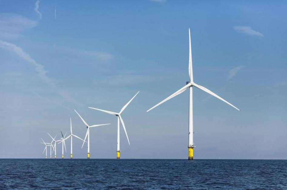Air Products sources renewable electricity from Ørsted