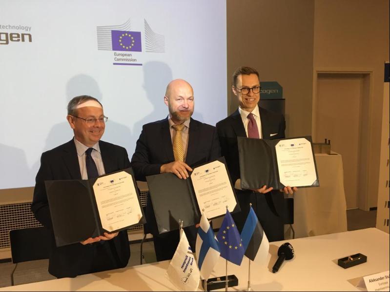 EU offers €12m loan to Estonian clean tech company Elcogen