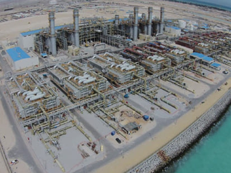 Image 2 - Az-Zour North One Gas-Fired Power Plant