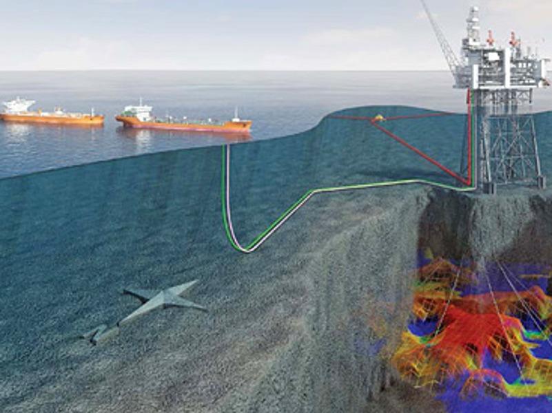 Image 2- Mariner Oil Field Development