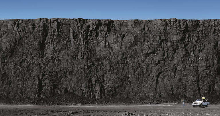 What are the largest remaining coal mines in the US?