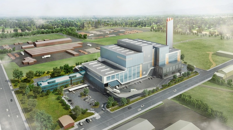Construction begins on Australia's first thermal waste-to-energy facility
