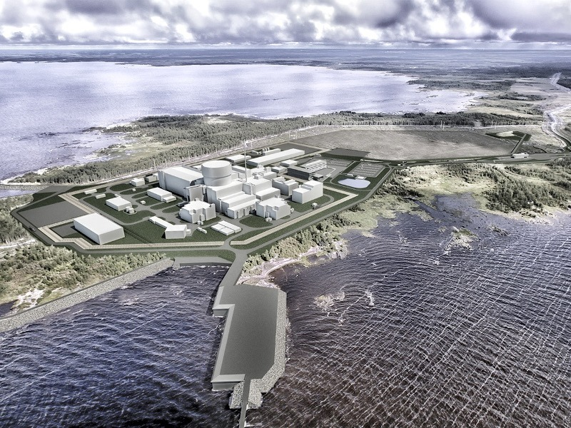 Hanhikivi 1 Nuclear Power Plant