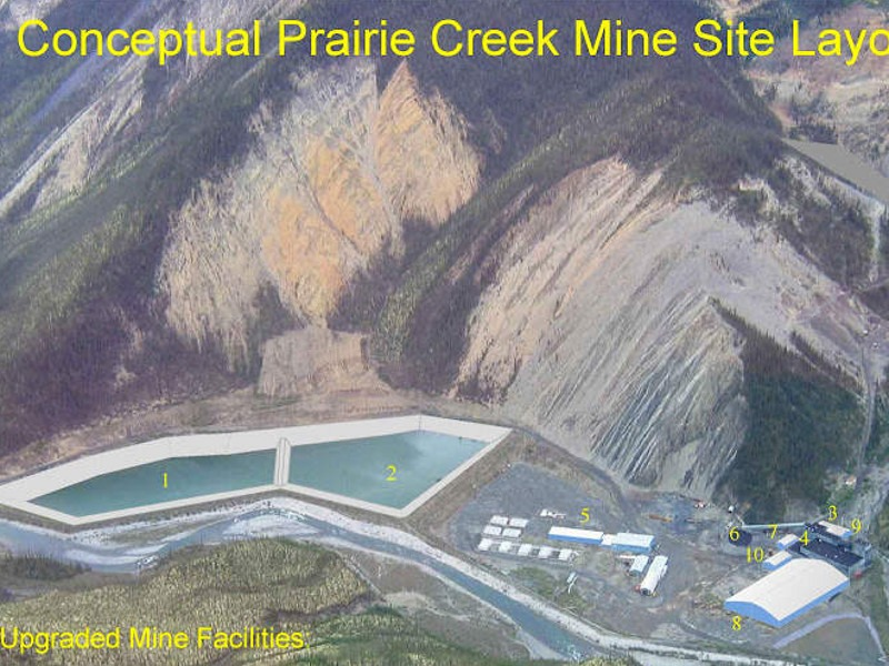 1l- Image --- Prairie Creek Zinc Project