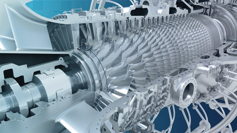 GE secures launch order for GT26 HE gas turbine upgrade