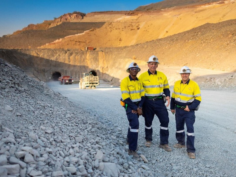 2l - Image --- Syama Gold Mine