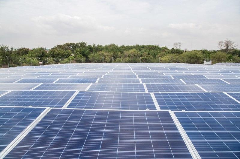REDAVIA Solar Farm at RMU Ghana