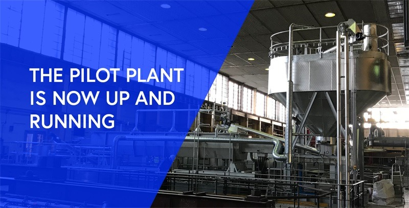 SaltX's pilot plant in Berlin is now operational