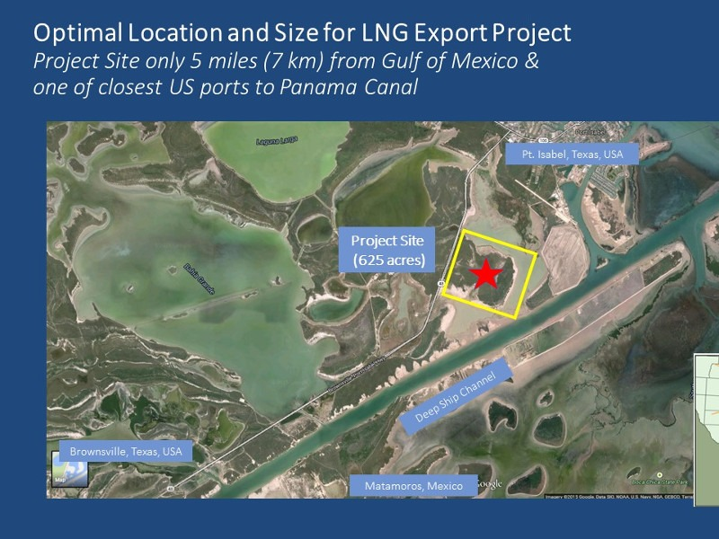 Image 1-Texas LNG Project