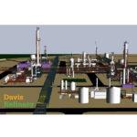 Davis Crude Oil Refinery, North Dakota