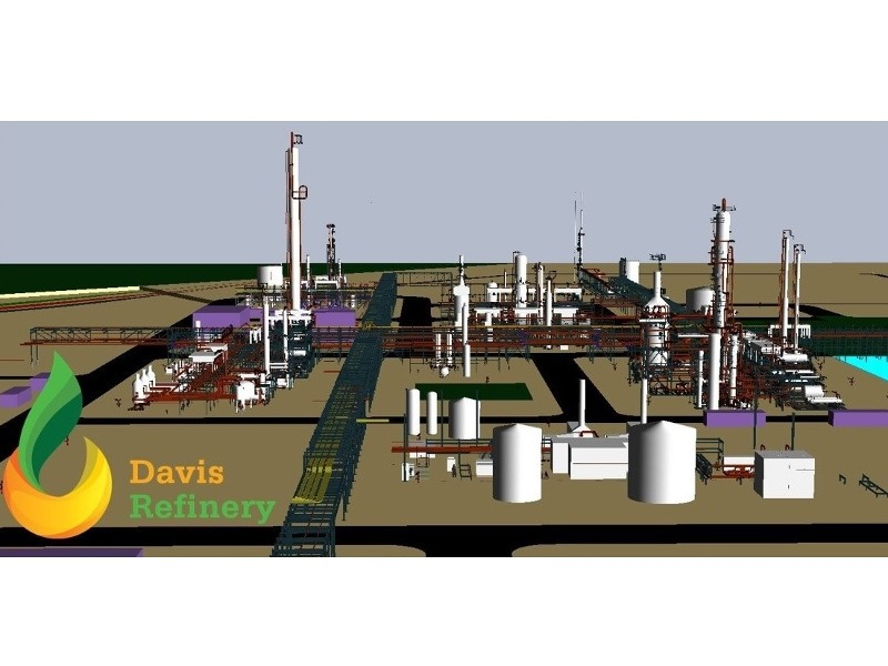 Image 1-Davis Refinery